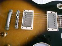 Burny Super Grade electric guitar- Japan - '80s - Gibson Les Paul Standard homage