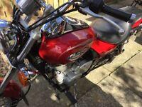 Kawasaki Eliminator 125cc FANTASTIC condition