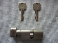Winkhaus door lock cylinder with original keys