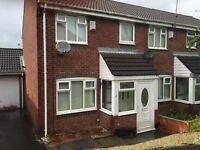 Stunning 3 bedroom modern end terrace house with garage £550 pcm & £500 deposit in Blackburn NO DSS