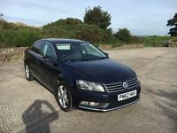 2012 Volkswagen Passat 2.0 Tdi SE 140 Bhp 6 Speed 43k Miles £30 Tax. Finance Available