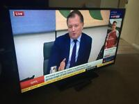 "Bush 49"" HD ready LED tv excellent condition"