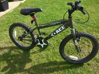 "Apollo Ace boys bike 18"""