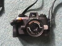 Nikonos IV-A Underwater Film Camera