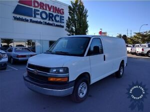 2016 Chevrolet Express Cargo Van RWD - Cruise Control, 13,004 KM