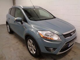 FORD KUGA DIESEL MPV , 2009/59 REG, LOW MILES + FULL HISTORY, YEARS MOT, FINANCE AVAILABLE, WARRANTY