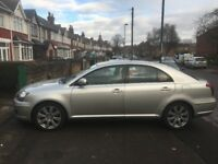 toyota avensis 2007 plate car for sale £1100 ono