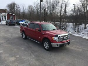 2011 Ford F-150 Lariat. LEATHER LOADED  NICE TRUCK TO DRIVE