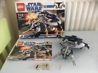 Lego Star Wars 7678 Droid Gunship