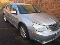 Chrysler Sebring 2.0 CRD Limited 4dr, 97k, diesel