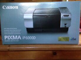 Canon Pixma iP6000D Inkjet Printer
