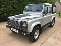 LAND ROVER DEFENDER 110 TD5 XS DOUBLE CAB PICKUP