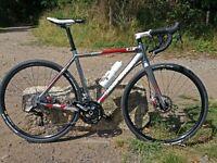 Brand New Mens Boardman CX Team Cyclocross Bike
