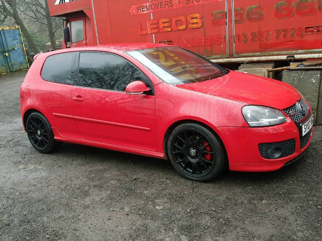 2007 GOLF GTI EDITION 30 230BHP MANUAL KO4 PX SWAP CADDY S3 CUPRA R32