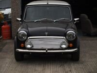 Mini Mayfair completely rebuilt bodily and mechanically