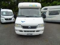 LHD Pilote PACIFIC P6 - 4 BERTH - Great first motorhome