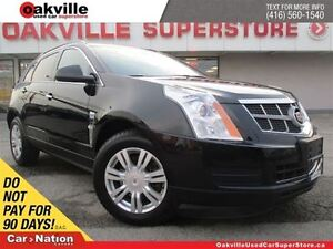 2012 Cadillac SRX | LEATHER | BLUETOOTH | ACCIDENT FREE | HEATED