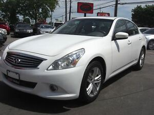 2010 Infiniti G37X Sport *Navigation / Sunroof / Leather*