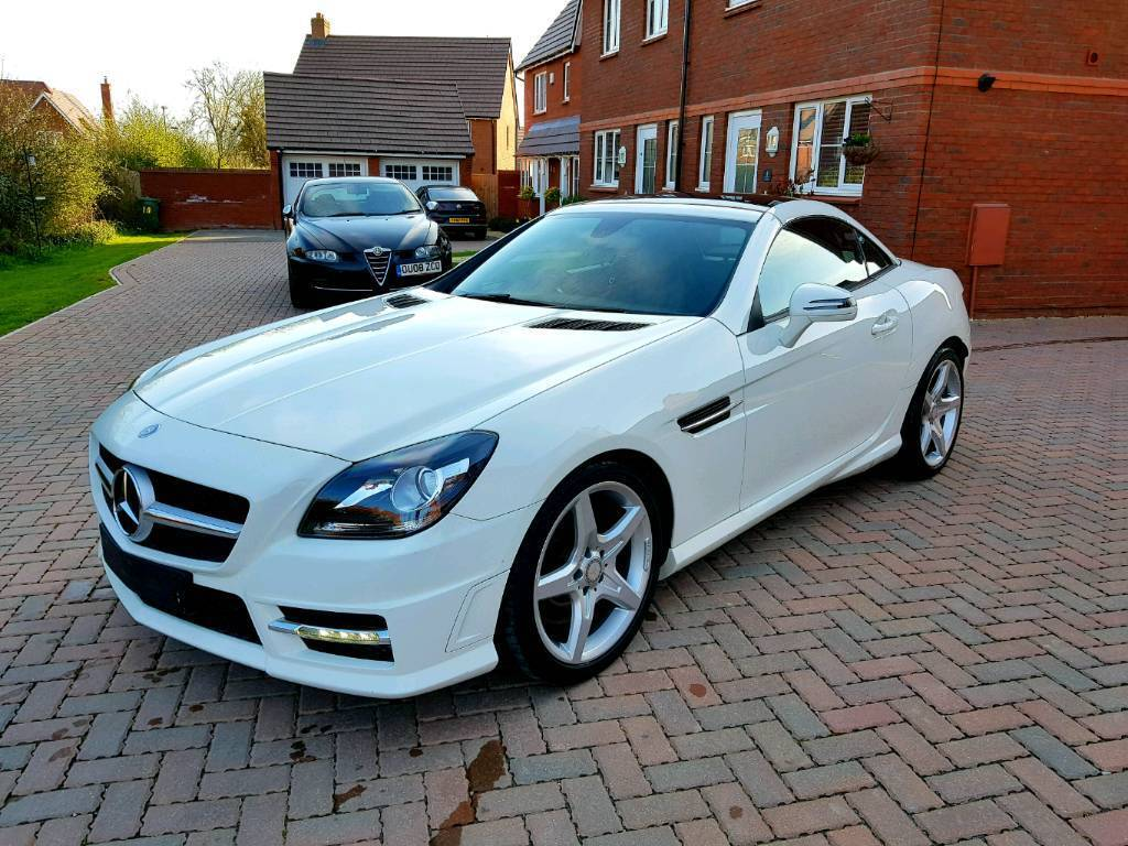 2012 mercedes benz slk 250 cdi blueefficiency amg sport. Black Bedroom Furniture Sets. Home Design Ideas