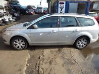 BREAKING FOR SPARES 2009 FORD FOCUS 1.8 TDCI DIESEL