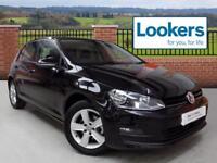 Volkswagen Golf MATCH EDITION TSI BMT (black) 2017-02-10