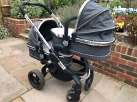 iCandy Peach Blossom Pushchair and Carrycots