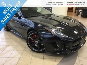 2014 Jaguar F-Type * V8 * NAVIGATION * PERFORMANCE & PREMIUM PAC