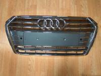 Grilles- Audi A5 - S5- Quattro