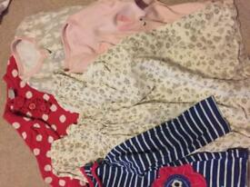 6-9 Month Baby Girl bundle