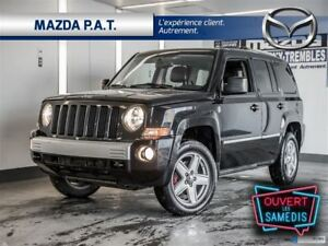 2010 Jeep Patriot LIMITED AWD**CUIR*TOIT*DÉMARREUR*