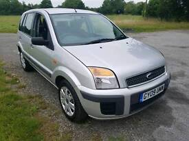 FORD Fusion 2009 silver 1399 tdci diesel LONG MOT very reliable. LOW INSURANCE (8).