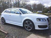 Audi S3 ONLY 9,250 MILES!!! Black Edition 3dr S Tronic