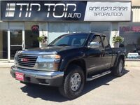 2005 GMC Canyon SLE *** 4X4, 5 Cylinder, Well Equipped **
