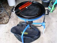 Cadac Gas Barbecue ,comes with regulator,tools&carry case.Very good condition,will sell for £90