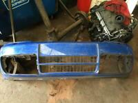 Audi b5 s4 genuine front bumper for sale  Motherwell, North Lanarkshire