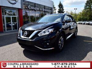 2015 Nissan Murano SL*CUIR*GPS*JAMAIS ACCIDENTÉ
