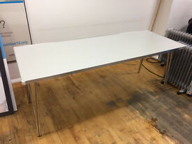 Great condition trestle table