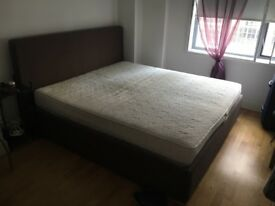 exceptional King Size Bed, cash only on pick up