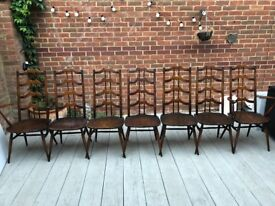 Ercol Ladderback Chairs