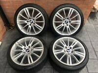 BMW MV3 Alloy Wheels 18'inch M Sport. 5x120