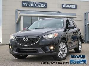 2013 Mazda CX-5 GT AWD Navi/Heated Leather Moonroof