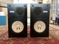 Yamaha NS-10M Studio Monitors (matched pair)