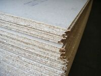 CHIPBOARD T&G 4 EDGES FLOORING 2400mm X 600mm X 18mm