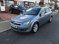 Vauxhall Astra 16v Design Easytronic 5dr *AUTOMATIC*low mile 76000