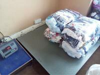 Wholesale Joblot Second Hand Used Childrens Clothes Grade Cream