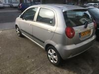 2007 CHEVROLET MATIZ 1liter VERY CHEAP TO RUN CHEAP INSURANCE NEW MOT BARGAIN
