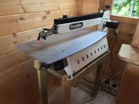 Excalibur EX-30 Scroll Saw Axminster