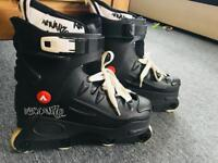 Adults inline skates size 6