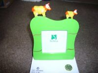COW PICTURE FRAMES.BRAND NEW.