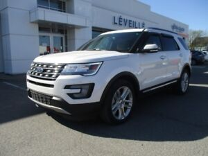 2017 Ford Explorer Limited/CUIR/TOIT/GPS/MAGS 20''
